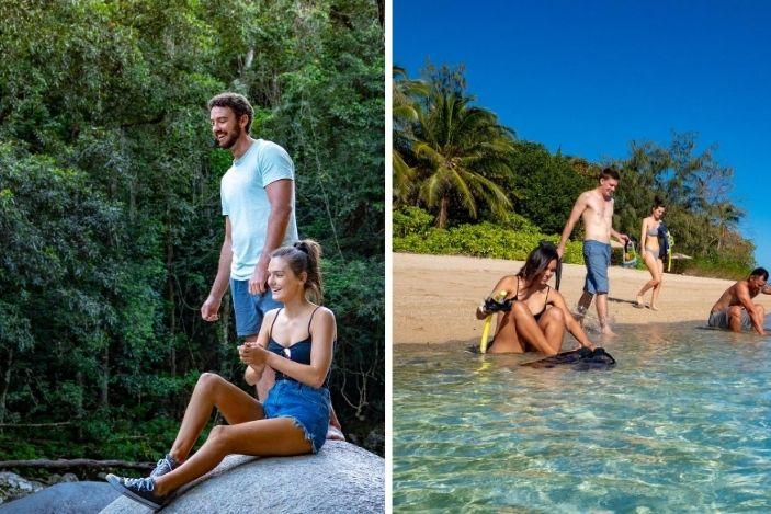 Daintree & Low Isles Package